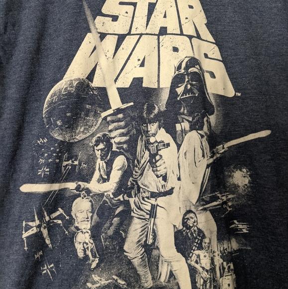Star Wars T Shirt small